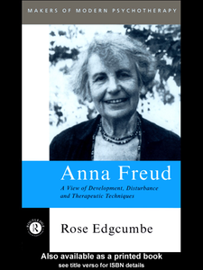 Ebook in inglese Anna Freud Edgcumbe, Rose