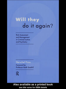 Ebook in inglese Will They Do it Again? Prins, Herschel