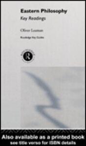 Ebook in inglese Eastern Philosophy Leaman, Oliver