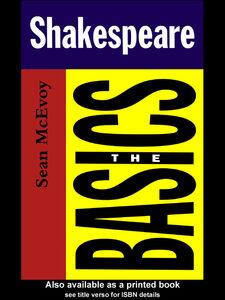 Ebook in inglese Shakespeare McEvoy, Sean