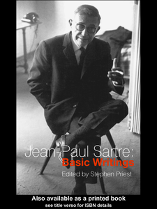 Ebook in inglese Jean-Paul Sartre Sartre, Jean-Paul