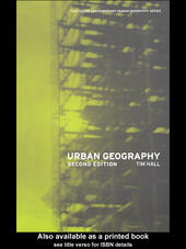 Urban Geography, 2nd Edition