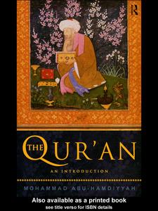 Ebook in inglese The Qur'an Abu-Hamdiyyah, Muhammad