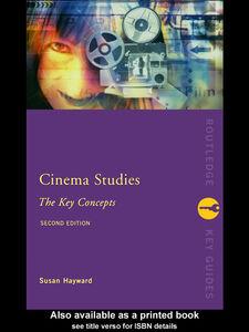 Ebook in inglese Cinema Studies Hayward, Susan