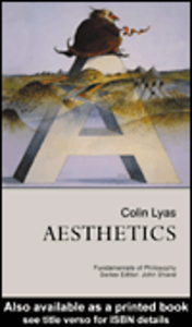 Ebook in inglese Aesthetics Lyas, Colin
