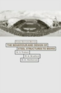 Ebook in inglese Behaviour and Design of Steel Structures to BS 5950 Bradford, Mark A , Nethercot, David , Trahair, Nick