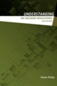 Foto Cover di Understanding the Building Regulations, Ebook inglese di  edito da Taylor and Francis