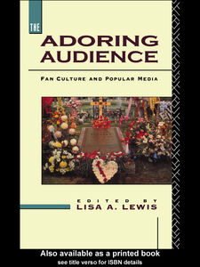 Ebook in inglese The Adoring Audience