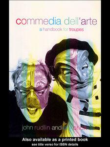 Foto Cover di Commedia Dell'Arte, Ebook inglese di Olly Crick,John Rudlin, edito da