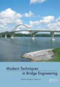 Ebook in inglese Modern Techniques in Bridge Engineering