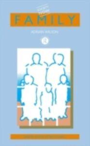 Foto Cover di Family, Ebook inglese di Adrian Wilson, edito da Taylor and Francis