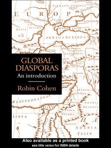 Foto Cover di Global Diasporas, Ebook inglese di Robin Cohen, edito da