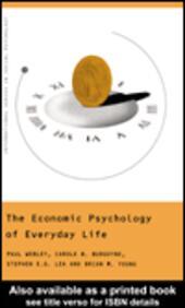 The Economic Psychology of Everyday Life