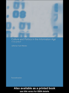 Ebook in inglese Culture and Politics in the Information Age