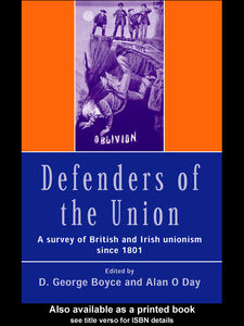 Ebook in inglese Defenders of the Union