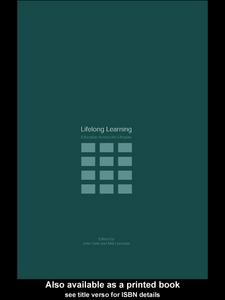 Ebook in inglese Lifelong Learning