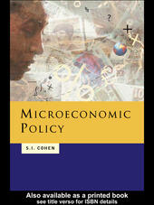 Microeconomic Policy
