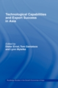 Ebook in inglese Technological Capabilities and Export Success in Asia -, -