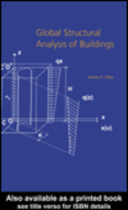 Ebook in inglese Global Structural Analysis of Buildings Zalka, Karoly A.