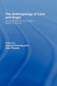 Ebook in inglese Anthropology of Love and Anger -, -