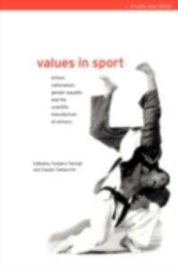 Ebook in inglese Values in Sport -, -