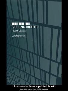 Foto Cover di Selling Rights, Ebook inglese di Lynette Owen, edito da
