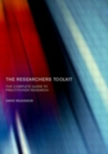 Ebook in inglese Researcher's Toolkit -, -