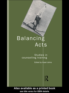 Ebook in inglese Balancing Acts