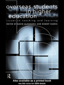 Ebook in inglese Overseas Students in Higher Education