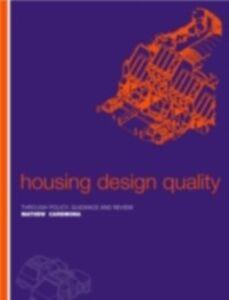 Foto Cover di Housing Design Quality, Ebook inglese di Matthew Carmona, edito da Taylor and Francis