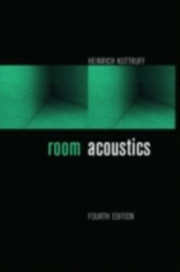 Ebook in inglese Room Acoustics Kuttruff, Heinrich