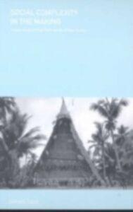 Foto Cover di Social Complexity in the Making, Ebook inglese di Donald Tuzin, edito da Taylor and Francis