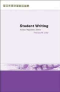 Ebook in inglese Student Writing Lillis, Theresa M.