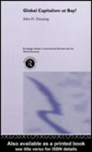 Ebook in inglese Global Capitalism at Bay Dunning, John H.