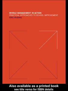 Ebook in inglese Middle Management in Action Ruding, Eric