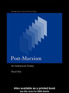 Ebook in inglese Post-Marxism Sim, Stuart