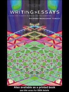Ebook in inglese Writing Essays Marggraf-Turley, Richard