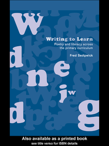 Ebook in inglese Writing to Learn Sedgwick, Fred