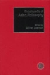 Encyclopedia of Asian Philosophy