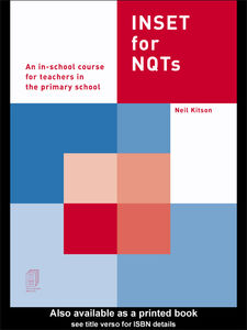 Ebook in inglese INSET For NQTs Kitson, Neil