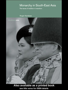 Ebook in inglese Monarchy in South East Asia Kershaw, Roger