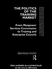 The Politics of the Training Market