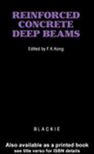 Ebook in inglese Reinforced Concrete Deep Beams