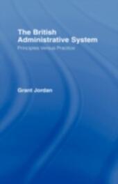 British Administrative System