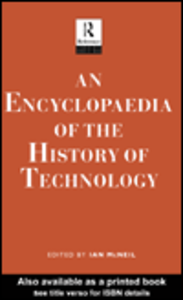 Ebook in inglese An Encyclopedia of the History of Technology