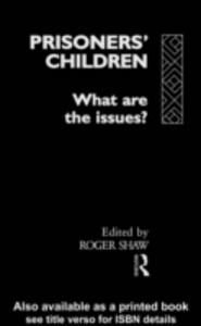 Ebook in inglese Prisoners' Children Shaw, Roger