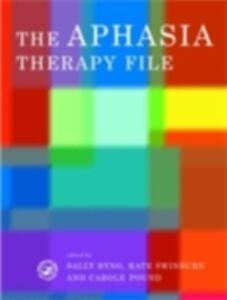 Foto Cover di Aphasia Therapy File, Ebook inglese di  edito da Taylor and Francis