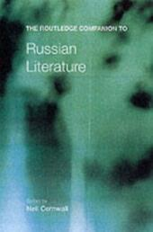 Routledge Companion to Russian Literature
