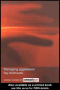 Ebook in inglese Managing Aggression Braithwaite, Ray
