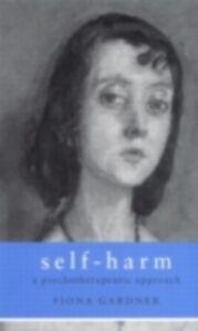 Ebook in inglese Self-Harm Gardner, Fiona